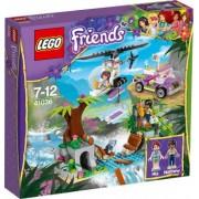 LEGO Friends Jungle Bridge Rescue 41036
