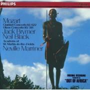 W. A. Mozart - Clarinet Conc./ Oboe Conc. (0028941648327) (1 CD)