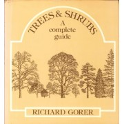 Trees and Shrubs by Richard Gorer