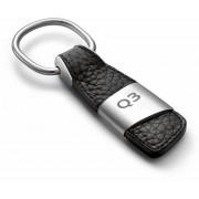 Breloc Audi Q3 Piele, metal