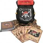 Dozen Doubloons - A Pirates Card Game: All New Card Game for One, Two, Three, or Four Players