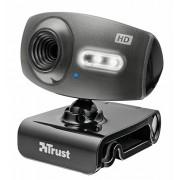 Trust eLight Full HD 1080p Webcam for PC, Laptop - Black