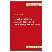 Finantele publice si controlul financiar in administratia publica locala.