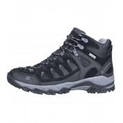 ALPINE PRO CRIMSON Uni outdoorová obuv UBTH102990 černá 42
