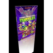 Teenage Mutant Ninja Turtles - Testoasele Ninja Sezonul 1 DVD 2 (DVD)