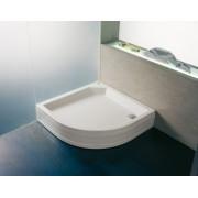 Kolpa san Blues 100 x 100 beépíthetõ negyedköríves zuhanytálca