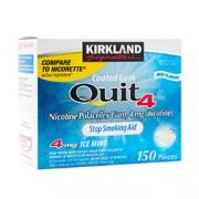QUIT 4 GUM (Stop Smoking Aid) 190 Pieces