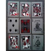 Jeux De Carte Tragic Royalty Rock Roll Usa Drole Comique 54 Cartes Joker