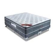 Colchão Orthocrin Molas Pocket Premium Visco Chumbo - Colchão Solteiro-0,88x1,88x0,34 Sem Cama Box