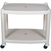 Two Seater Dining Table (Marble Beige)