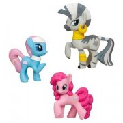 MY LITTLE PONY LOTUS BLOSSOM, ZECORA AND PINKIE PIE