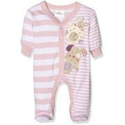 Twins 1 330 21 Pijama Bebé-Niños, color multicolor (rosé/pink 81013), talla 68