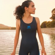 Myprotein Women's Triathlon Suit - Blue - M