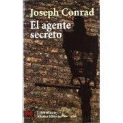 El agente secreto / The Secret Agent by Joseph Conrad