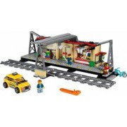 Set Constructie Lego City Gara
