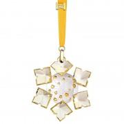 Figurina cristal Preciosa - Christmas Ornament (Yellow)