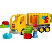 Set Constructie Lego Duplo Town Camion