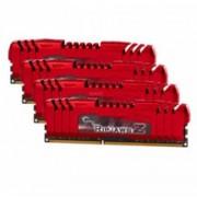 G.Skill 16 GB DDR3-RAM - 1866MHz - (F3-14900CL9Q-16GBZL) G.Skill RipjawsZ-Serie - CL9