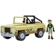 Wild Kratts Createrra Creature Rescue Set with Chris Action Figure