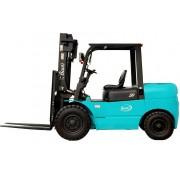 Baoli CPCD50 új targonca Teherbírás: 5000 kg Emelési magasság: 3000 mm. Alapkivitel, fúvott gumival Cummins motorral