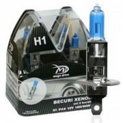 Bec H1 P43 12V 100W Xenon Set 2 Buc Mega Drive 43213 43213