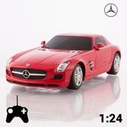Coche Teledirigido Mercedes-Benz SLS AMG 1:24
