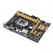 Asus H81M-A LGA1150 socket H81 chipset DDR3 upto 16Gb 1600Mhz uATX Mo