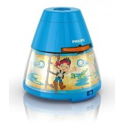 Philips Jake And The Never Land Pirates Projecteur Et Veilleuse Led
