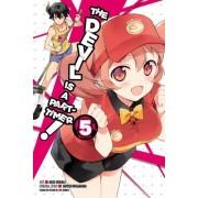 The Devil Is a Part-Timer!, Vol. 5 (Manga)