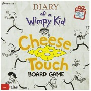 Diary of a Wimpy Kid: The Cheese Touch Game by Diary of a Wimpy Kid