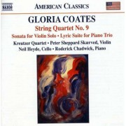 Coates - String Quartet No.9 (0636943966624) (1 CD)