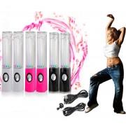 Водни колони цветомузика за компютър, МП3 - Water Dancing Speakers