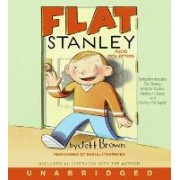 Flat Stanley Audio Collection by Jeff Brown