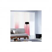 Madeco Panneau Japonais Tamisant Tie and Dye Coloris - Gris, Hauteur - Jusqu à 250cm, Largeur - 50cm