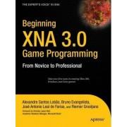 Beginning XNA 3.0 Game Programming by Alexandre Santos Lobao