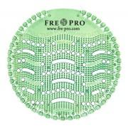 * FRE-PRO Wave 2.0 Vonné pisoárové sitko 2Ks! Farba a vôňa: zelená - uhorka & melón