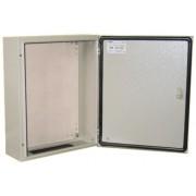 1800x1000x400mm fém elosztószekrény IP55, kétajtós kivitel