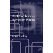 Bootstrap Tests for Regression Models by Leslie Godfrey