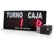 Kit De Turnador Direccionador Inalambrico Con Impresora Térmica De 5 Botones.