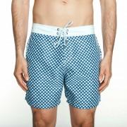 Mr.Swim The Chuck Board Flames Shorts Swimwear Blue
