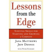 Lessons From the Edge by Jana Matthews