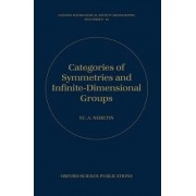 Categories of Symmetries and Infinite-dimensional Groups by Yu A. Neretin