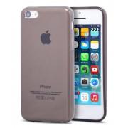 Husa protectie spate Vetter Ecoline Soft Touch pentru Apple iPhone 5C - Black
