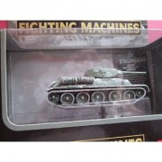 Corgi Russian T-34 Tank 8th Army Battle of Stalingrad Series with Display Stand