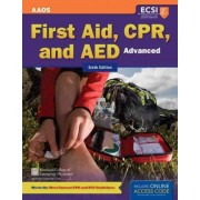 Advanced First Aid, CPR, and AED by AAOS - American Academy of Orthopaedic Surgeons