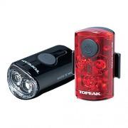 Topeak Set de luces Topeak Mini USB