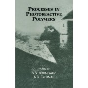Processes in Photoreactive Polymers by V.V. Krongauz