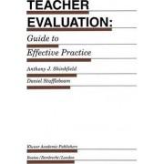Teacher Evaluation by Anthony J. Shinkfield
