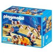Playmobil Dog Circus Act