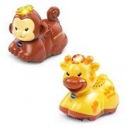 VTech Go! Go! Smart Animals - Tropical Animals 2-pack